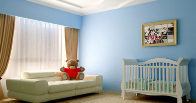 Remodeling the Baby's Nursery