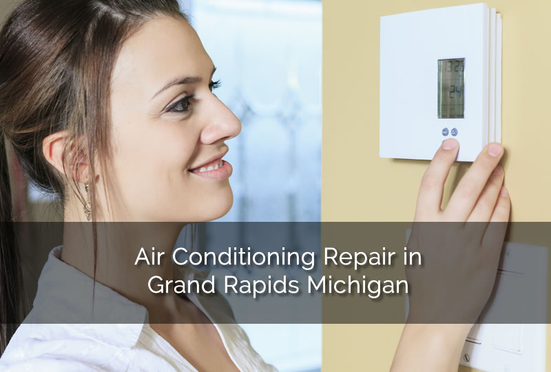 AC Repair in Grand Rapids MI