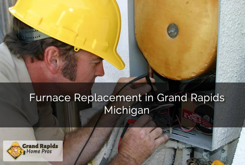Furnace Replacement in Grand Rapids Michigan