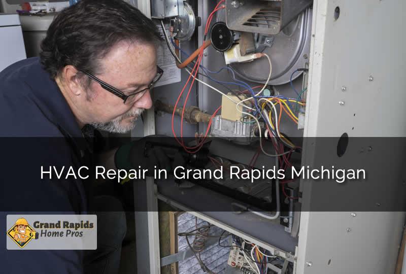 HVAC Repair in Grand Rapids Michigan