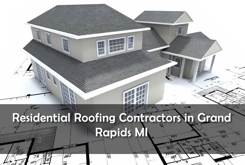 Residential Roofing Contractors in Grand Rapids MI 2