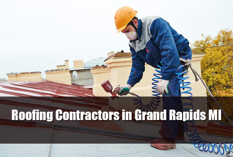 Roofing Contractors in Grand Rapids MI 2