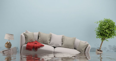 Dealing with Water Damage in Grand Rapids Michigan