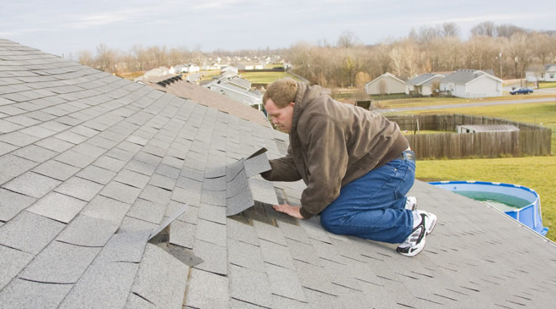 Grand Rapids Michigan Roof Repair