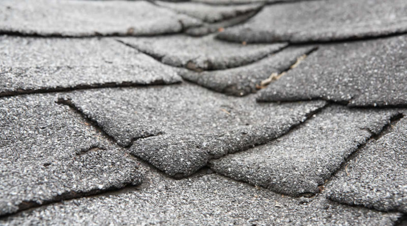 Bad Shingle Roof in Grand Rapids MI