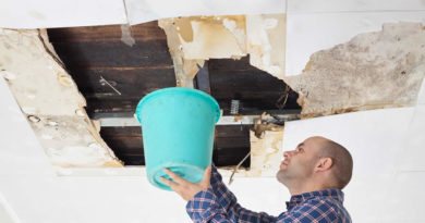 Got a Leaking Roof in Grand Rapids Michigan? Here's a Temporary Fix..