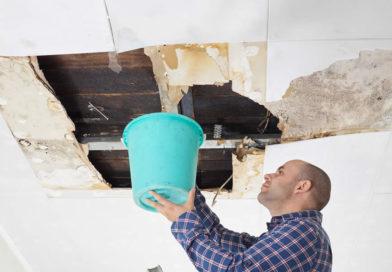 Got a Leaking Roof in Grand Rapids Michigan? Here's a Temporary Fix..