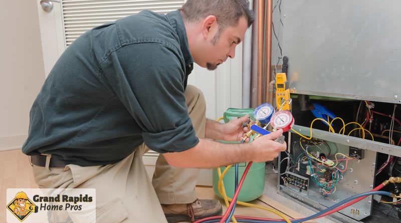 Grand Rapids Michigan HVAC Repair
