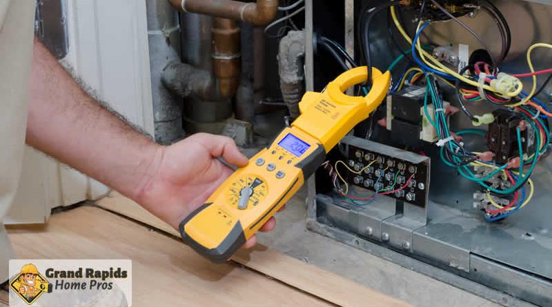 HVAC Maintenance in Grand Rapids Michigan
