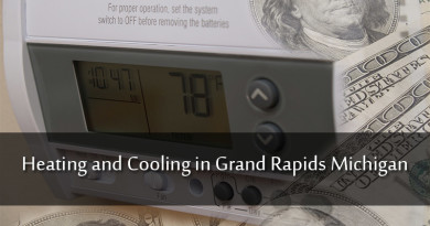 Heating and Cooling in Grand Rapids Michigan