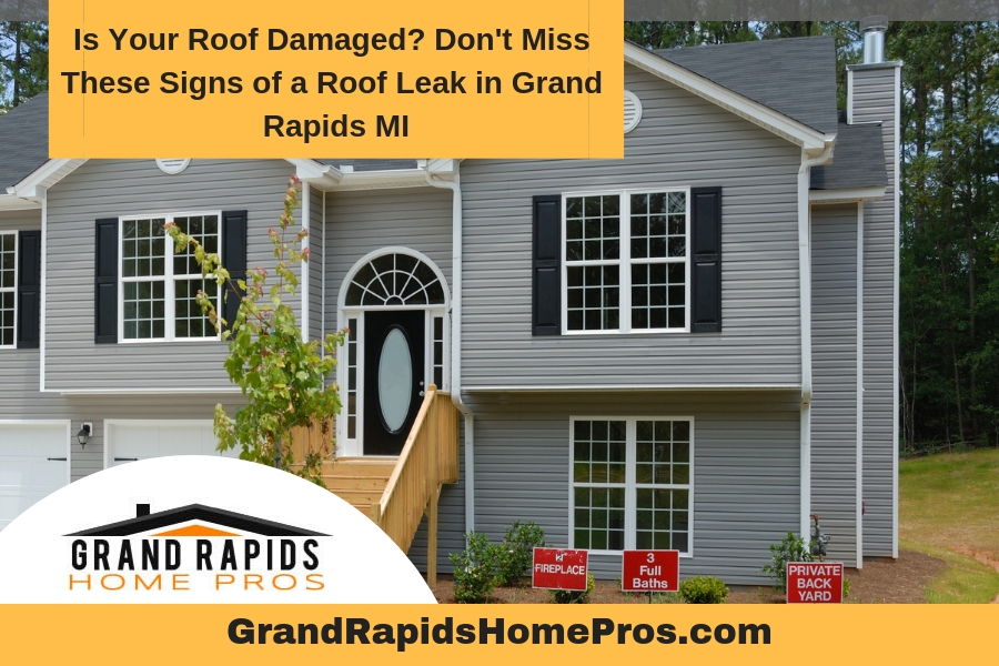 Is Your Roof Damaged Don T Miss These Signs Of A Roof